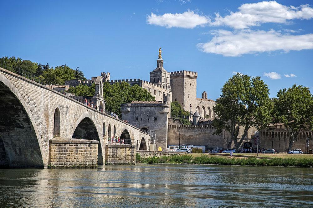 Ponte - Avignone in Camper - 3