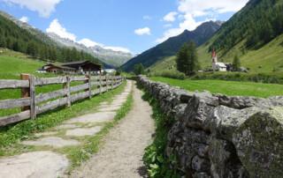Valle Aurina in camper - foto1